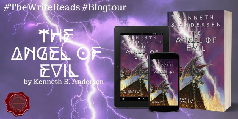 Spotlight: The Angel Of Evil by Kenneth B. Andersen