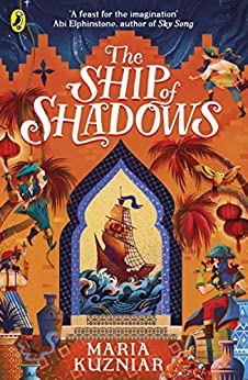 Booktour: The Ship of Shadows by Maria Kuzniar