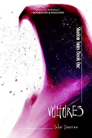 Booktour: Vultures by Luke Tarzain