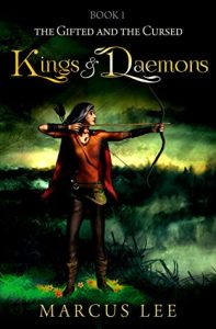 Book Tour: Kings and Daemons by Marcus Lee