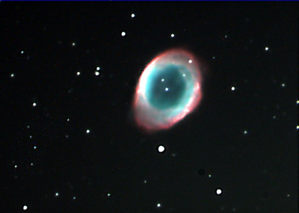 M57 The Ring Nebula