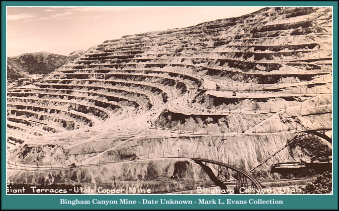 Historical Photos Post Cards And Artifacts Of Mining In