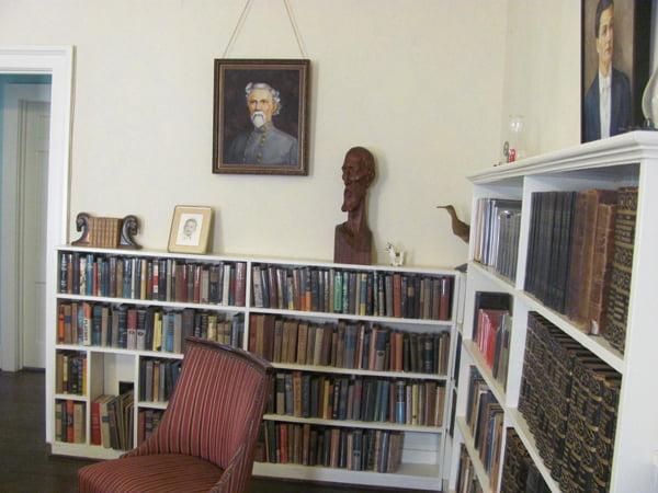 William Faulkner kütüphanesi