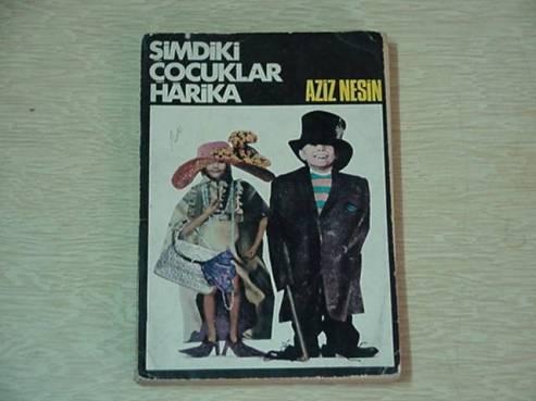 SIMDIKI-COCUKLAR-HARIKA-AZIZ-NESIN-