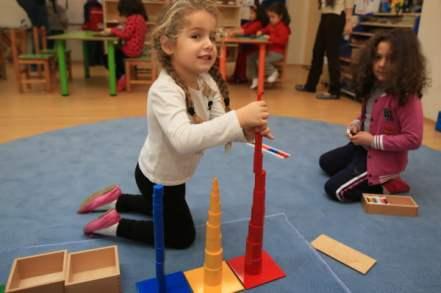 Türkiye'de okul öncesi eğitim alma oranı 2005'te yüzde 22'ydi. 2011'de yüzde 66'ya yükseldi, 2013'te yüzde 43,5 seviyesine düştü. [ANADOLU AJANSI]