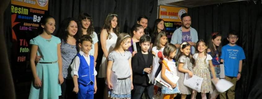19 Mayıs Atatürk'ü Anma Gençlik ve Spor Bayramı Konseri gerçekleşti.