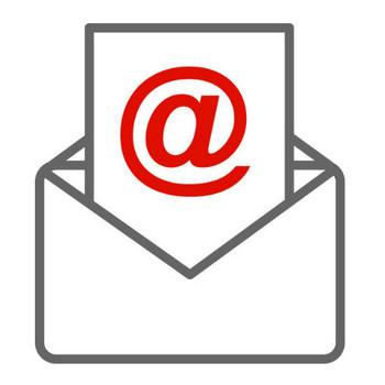 メールが届く - 無料アイコン素材
