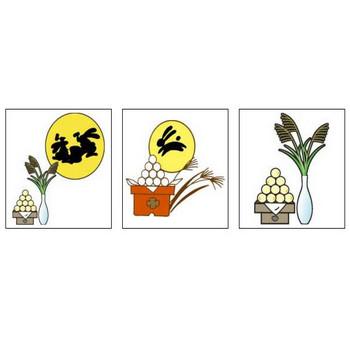 9月のイラスト/無料のフリー素材集【花鳥風月】