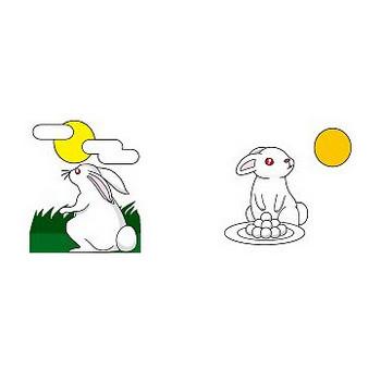 イラストポップ | 季節のイラスト秋-9月の無料素材-ススキ、彼岸花、コスモス