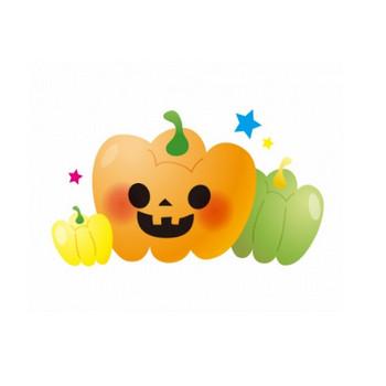 かぼちゃ・ハロウィンのイラスト素材 | イラスト無料・かわいいテンプレート