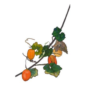 からすうり 秋のイラスト素材 無料テンプレート イラスト テンプレート美里音
