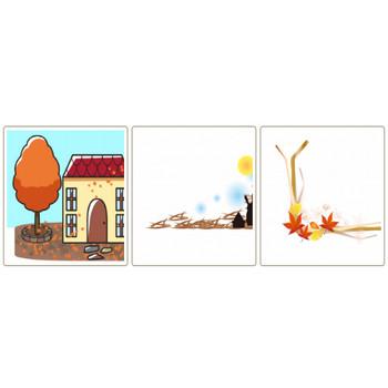 秋の無料イラスト 113種類- 無料イラストのIMT 商用、加工OK!