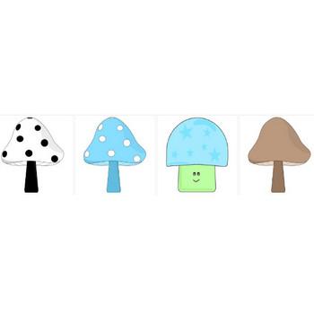Mushroom Clip Art - Mushroom Images