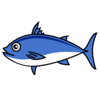 【まとめ】可愛い魚のフリーイラスト素材集 iiイラストイメージ