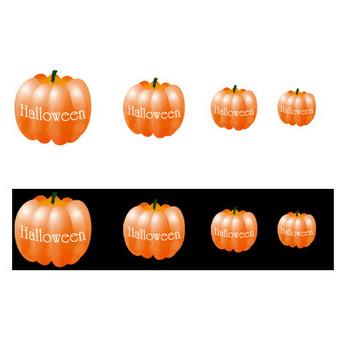 ハロウィン 003 かぼちゃ2 イラスト・アイコン
