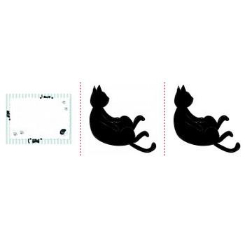 「黒猫」イラスト無料