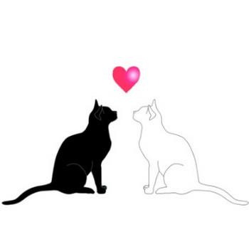 無料イラスト素材屋 「SATUKI晴れ」★ネコ・猫・ねこ・Cat