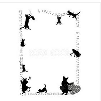 猫イラスト(かわいい・おしゃれ)無料 フリー | 素材Good