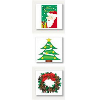 クリスマス フリーイラスト集 | ペーパーミュージアム