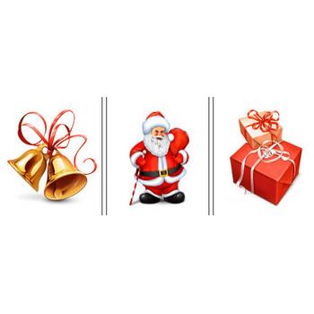 ホームページ制作に無料で使えるフリー[クリスマス]アイコン素材一覧
