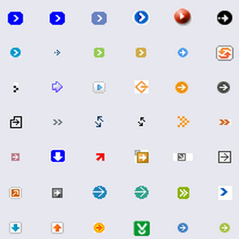 Free Small Arrow icons,Arrow icons,Arrow up icons,Arrow down icons