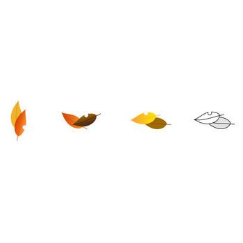 秋のイラスト/落ち葉・紅葉のイラスト-無料イラスト/フリー素材