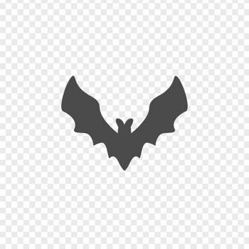 コウモリのフリーアイコン | アイコン素材ダウンロードサイト「icooon-mono」 | 商用利用可能なアイコン素材が無料(フリー)ダウンロードできるサイト