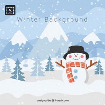 雪だるま に関するベクター画像、写真素材、PSDファイル   無料ダウンロード
