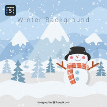 雪だるま に関するベクター画像、写真素材、PSDファイル | 無料ダウンロード