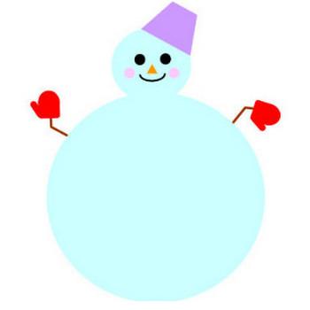 無料イラスト(ひまわり,雪だるま,小鳥,星,買い物かご,ボール,卓球ラケットとボール,野球のバットとボール,洗濯,掃除道具) - 無料テンプレート