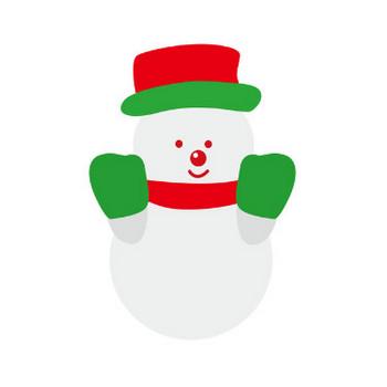 クリスマスのフリー素材 ダウンロード04【素材っち】