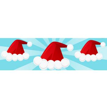 クリスマスサンタ帽子のイラスト素材|商用可能な無料(フリー)のイラスト素材ならストックマテリアル