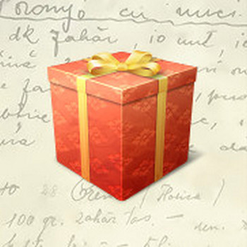 Gift Icon - Ecommerce and Business Icons - SoftIcons.com