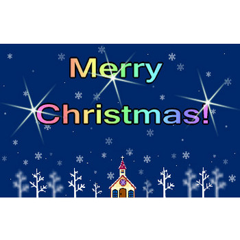 クリスマス画像無料gif