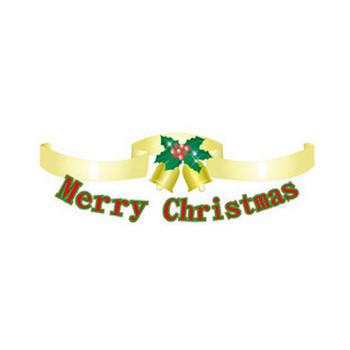 クリスマス・ベル/ロゴ