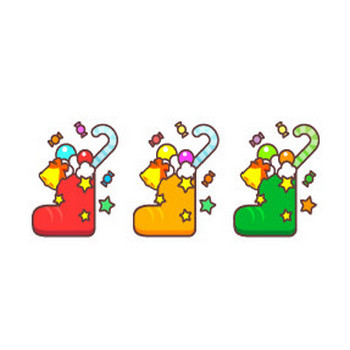 クリスマスの無料イラスト(いろいろ)|フリー素材|素材プチッチ