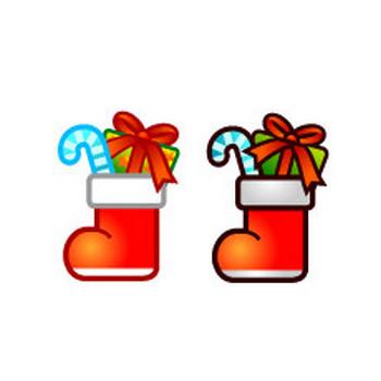 クリスマスのお菓子のイラスト|フリー素材|素材のプチッチ
