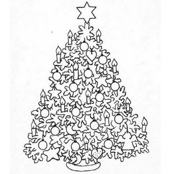 Christmas Coloring - Educational Fun Kids Coloring Pages and Preschool Skills Worksheets