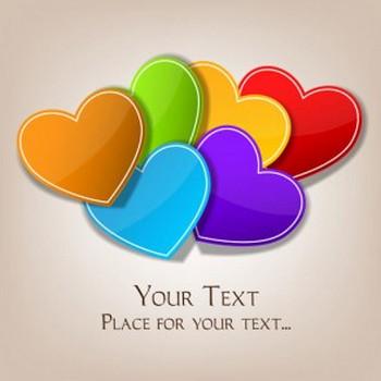 バレンタインデー向けの印刷物やWebに使える、無料イラストまとめ | インスピ
