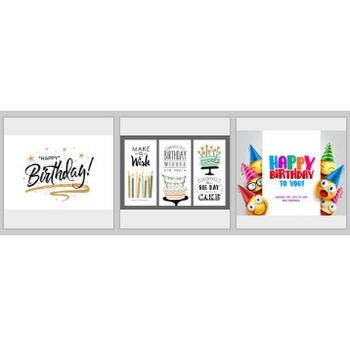 Birthday に関するベクター画像、写真素材、PSDファイル   無料ダウンロード