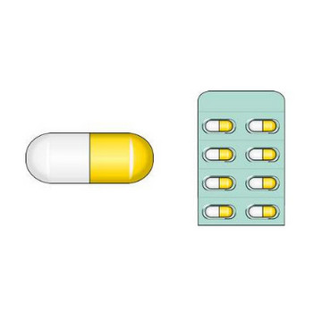 インフルエンザ薬のイラスト-無料ビジネスイラスト素材のビジソザ