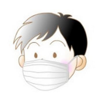 インフルエンザ ( 咳エチケット・手洗い)