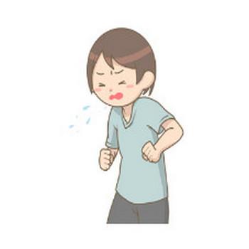 「風邪」カテゴリのイラスト🎨【フリー素材】|看護roo![カンゴルー]