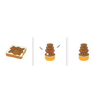 「チョコレート」イラスト無料