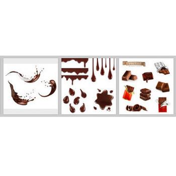 チョコレート に関するベクター画像、写真素材、PSDファイル | 無料ダウンロード