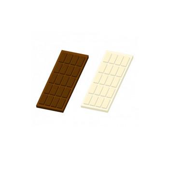チョコレート・板チョコイラスト素材01 | イラスト無料・かわいいテンプレート
