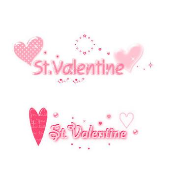 www5e.biglobe.ne.jp/~petitart/valentine_logo_001.html