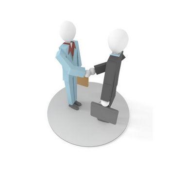 エリート社員 - ビジネス|無料イラスト素材