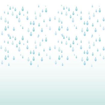 水玉 梅雨 背景 イラスト 無料