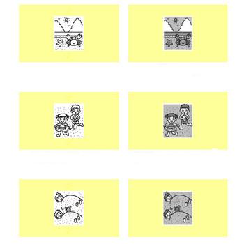 夏5/ミニカット/無料イラスト【みさきのイラスト素材】